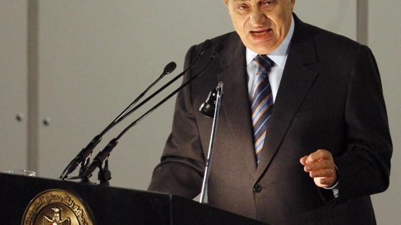 Начальник полиции президента Мубарака отдавал приказ «стрелять на поражение»
