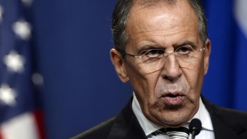 Сергей Лавров: Сирийское правительство выполняет обязательства в рамках Конвенции по запрету химоружия