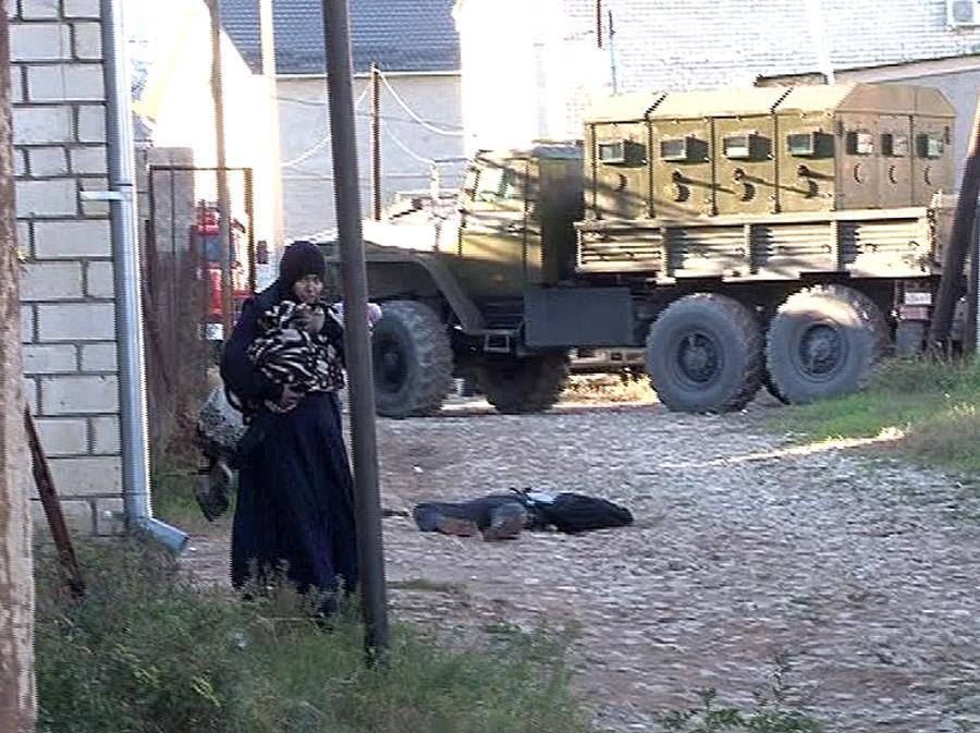 В Ингушетии блокирована группа боевиков, в Дагестане трое бандитов уничтожены
