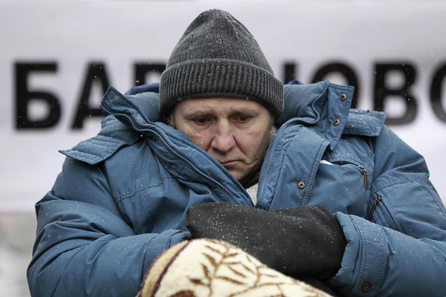 Химкинский активист-эколог Михаил Бекетов умер в больнице