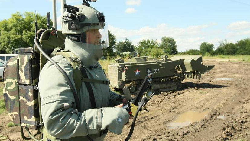 Американские СМИ: На вооружении российской армии будут состоять роботы