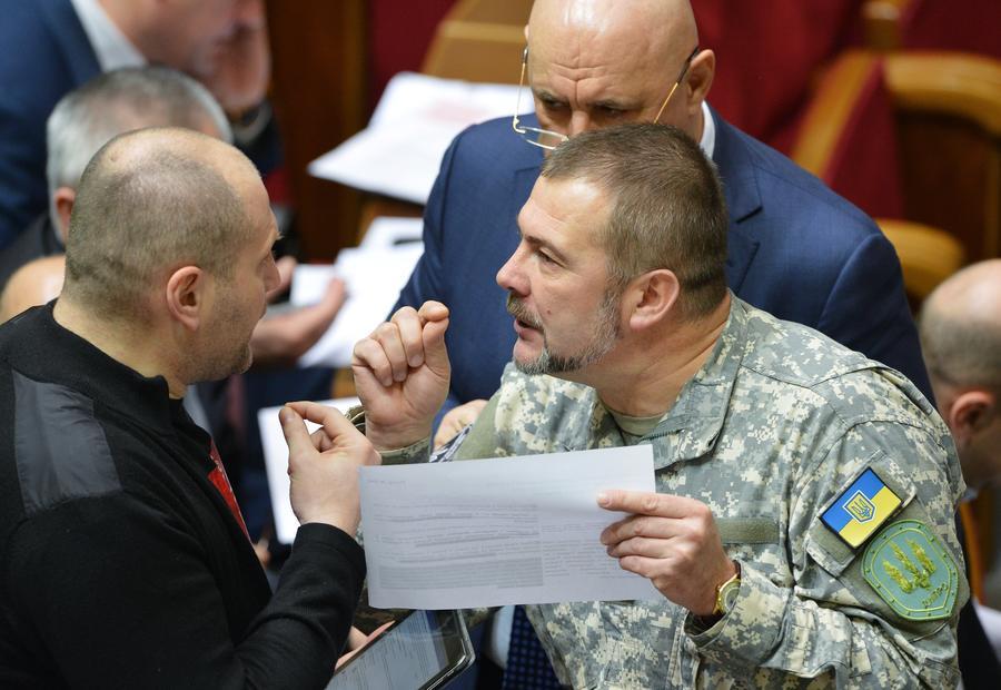 Юрий Берёза ничего не помнит о снимках колонн из Грузии под видом военных в Донбассе