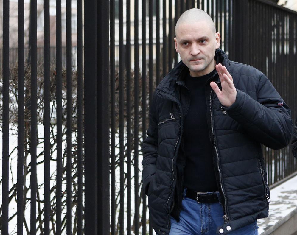 Сергей Удальцов останется дома