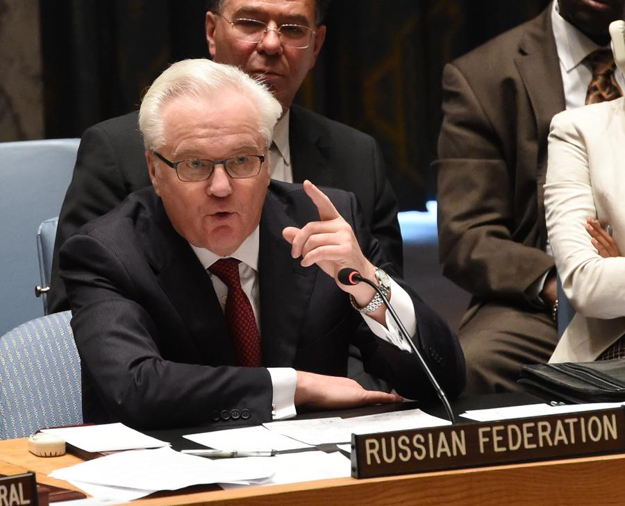 Виталий Чуркин: Действия радикалов  «Правого сектора» в Одессе напоминают преступления нацистов