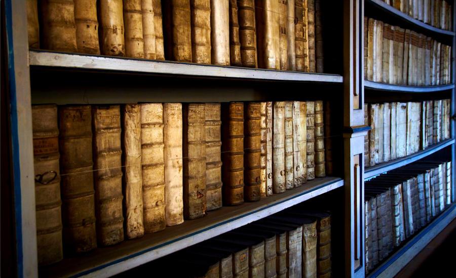 Императорские книги вернутся из Германии в Павловский музей-заповедник