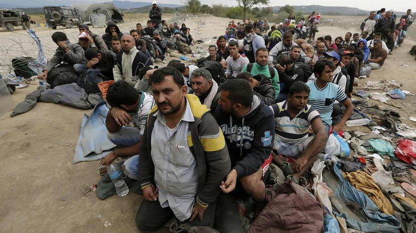ООН: Число беженцев во всём мире приближается к отметке в 20 млн человек