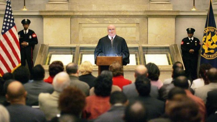 Администрация Обамы требует отменить постановление судьи, запрещающее интимный досмотр заключённых Гуантанамо