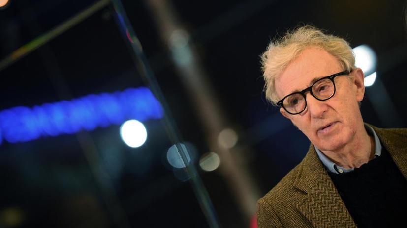 Вуди Аллен снимет фильм о кризисе в Греции