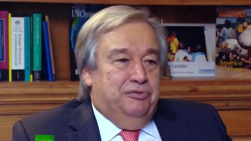Верховный комиссар ООН: Поток беженцев в Европу резко вырос после сокращения помощи соседям Сирии