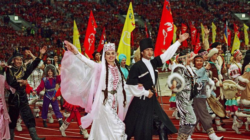 Правительство России будет укреплять единство и дух многонационального населения