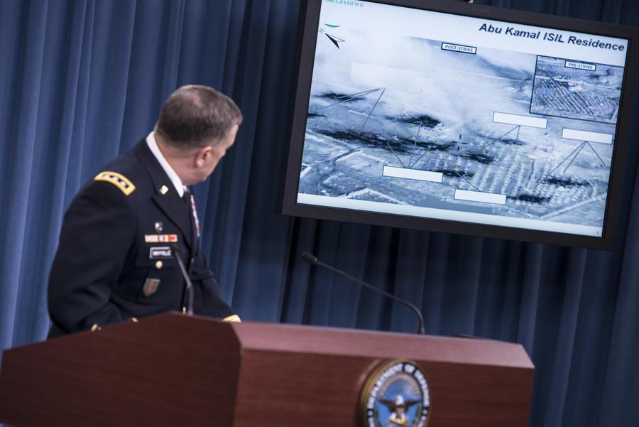 Без объявления войны: за шесть лет США подвергли бомбардировкам семь стран