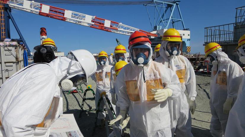 Уровень радиации в техническом колодце Фукусимы вырос в 23 раза