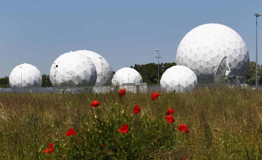 Разведслужба Германии отказалась перехватывать интернет-трафик для АНБ США