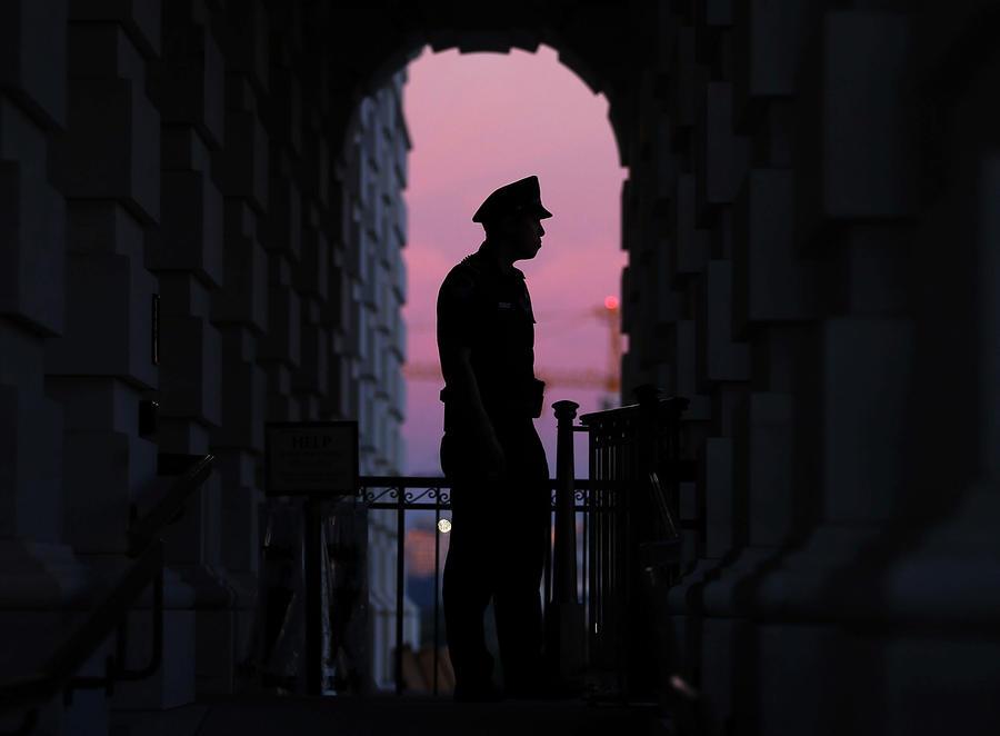 Американский полицейский, публиковавший расистское видео, отстранён от службы