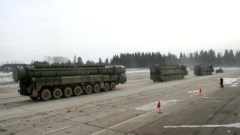 Вашингтон предложил Москве избавиться от ядерных ракет