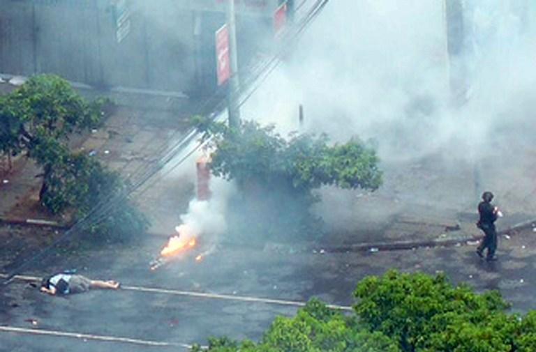 Беспорядки на юге Мьянмы обернулись погромами мечетей, по меньшей мере двое погибших