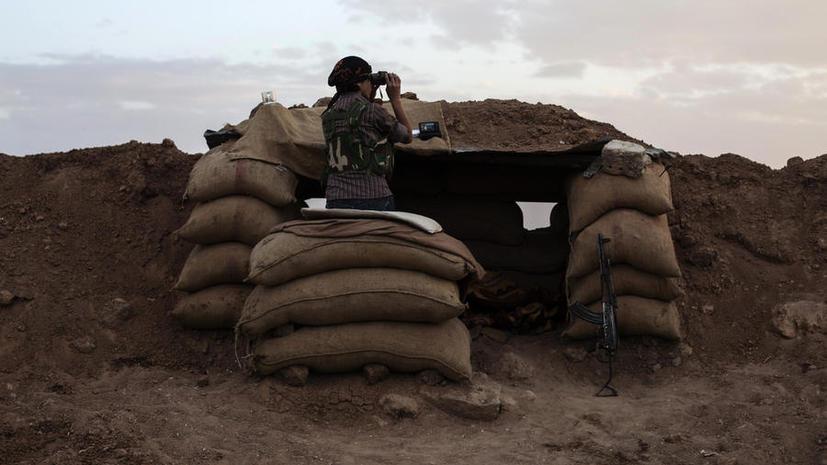 Ответственность за похищение россиянина в Сирии взяли на себя сторонники «Аль-Каиды»