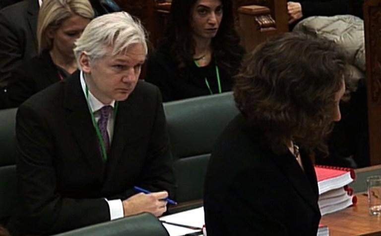 Джулиан Ассанж баллотируется в Сенат Австралии
