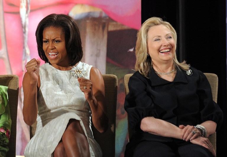 Опрос в США: следующим президентом будет женщина