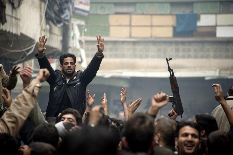 Запад намерен проводить военную подготовку сирийских повстанцев