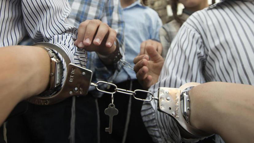 Британских детей стали чаще арестовывать за насильственные преступления