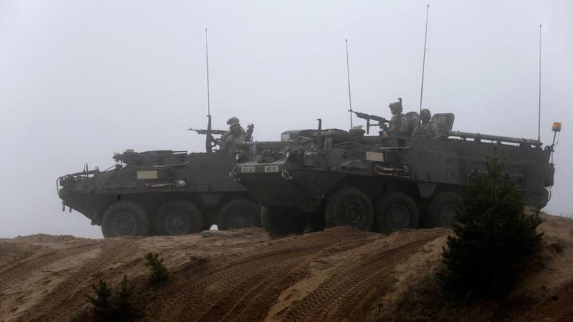 The New York Times: США укрепят европейские рубежи, чтобы «защититься от России»