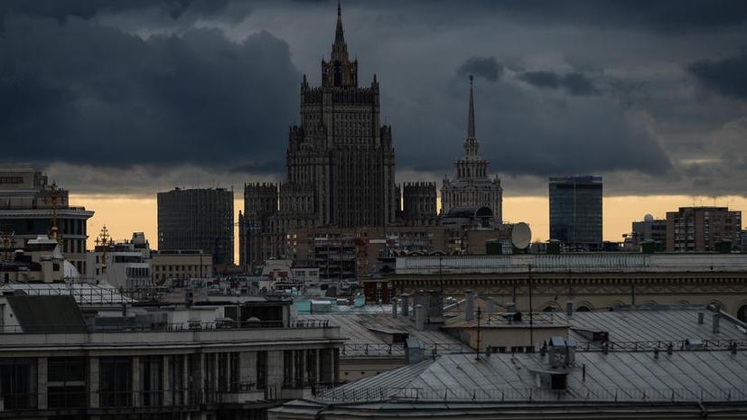 МИД России заявил об обострении ситуации в Сирии после ошибочных авиаударов западной коалиции