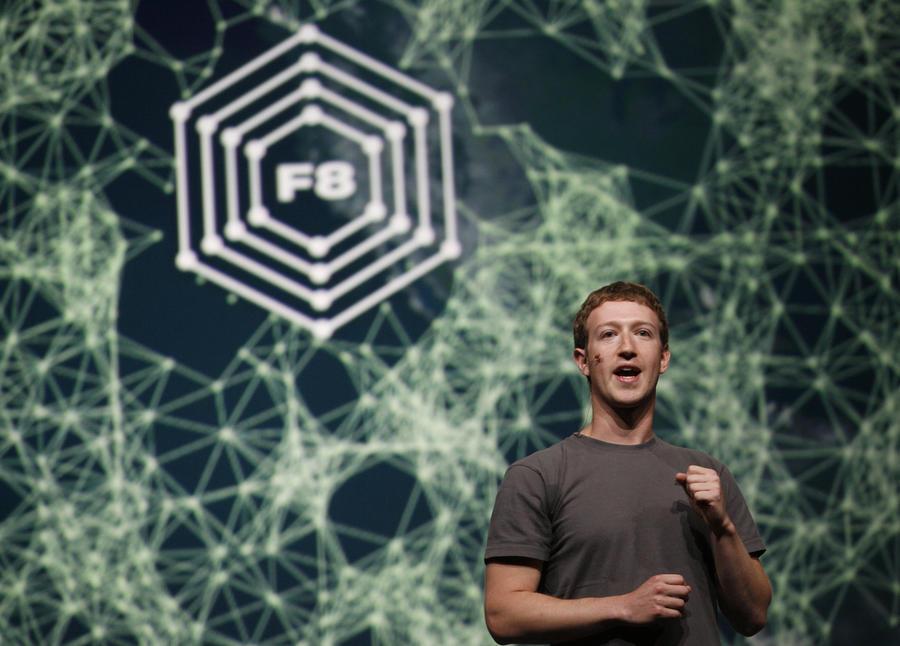 Марк Цукерберг решил податься в политику