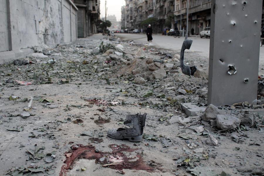 Сирийская авиация уничтожила одного из лидеров боевиков