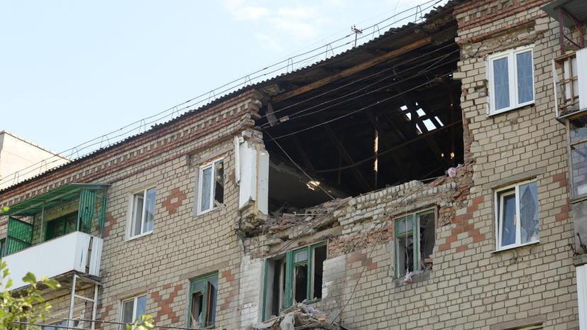 Украинские силовики берут Горловку в кольцо, ополченцы готовятся к контрнаступлению
