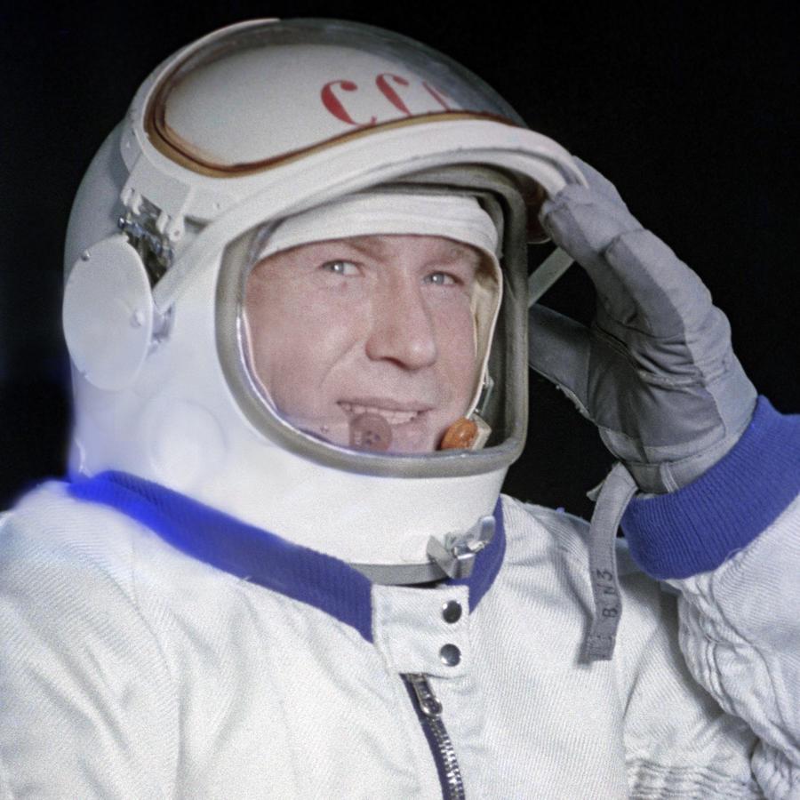 #Спросикосмонавта: Алексей Леонов ответит сегодня на вопросы читателей RT и пользователей интернета