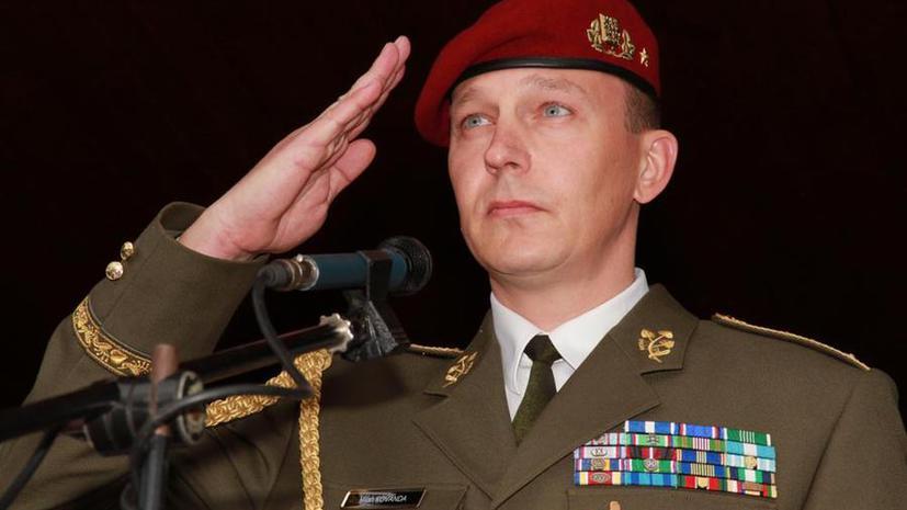 Главу военной разведки Чехии подозревают в незаконной слежке за супругой премьера