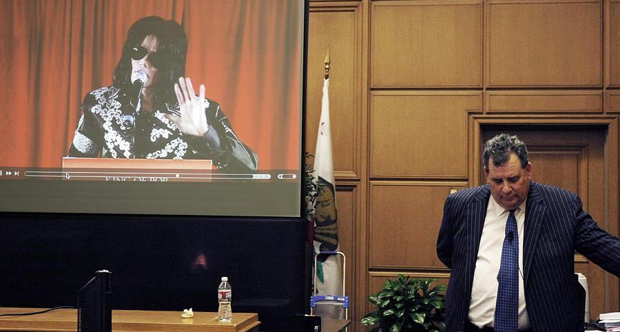 Семья Майкла Джексона проиграла суд против компании AEG Live