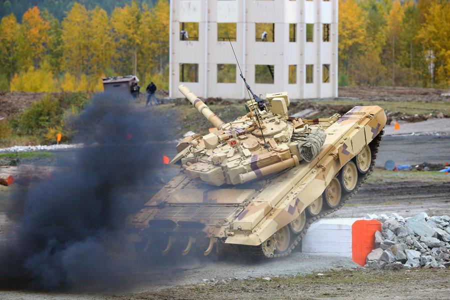 Сегодня в России открывается юбилейная международная выставка вооружения и военной техники RAE 2015