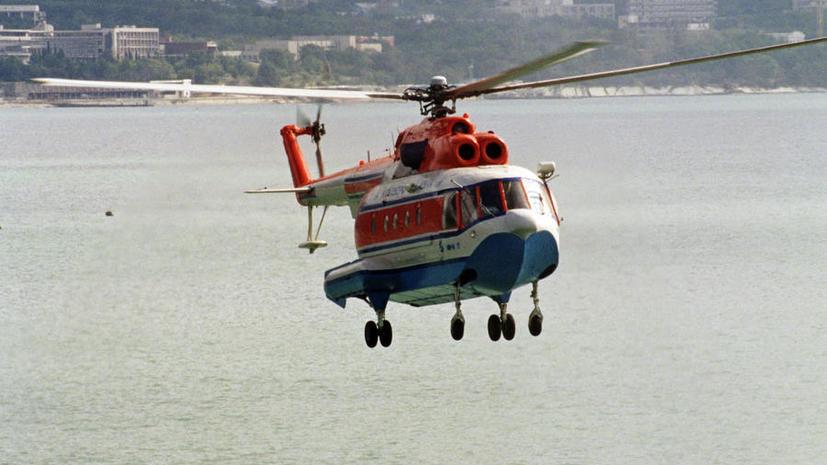 СМИ: Россия готова возродить вертолёт — «убийцу подлодок»