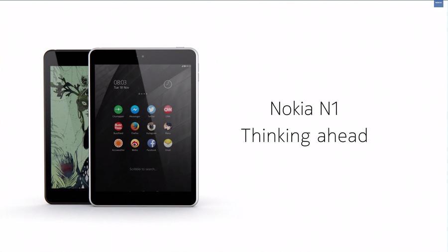 Развод по-фински: Nokia представила планшет на Android, созданный уже без участия Microsoft