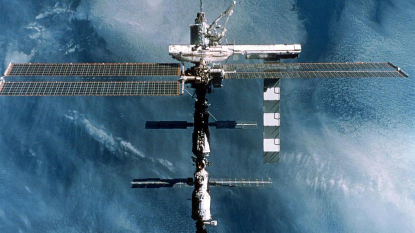 На американском сегменте МКС произошёл выброс вредных веществ