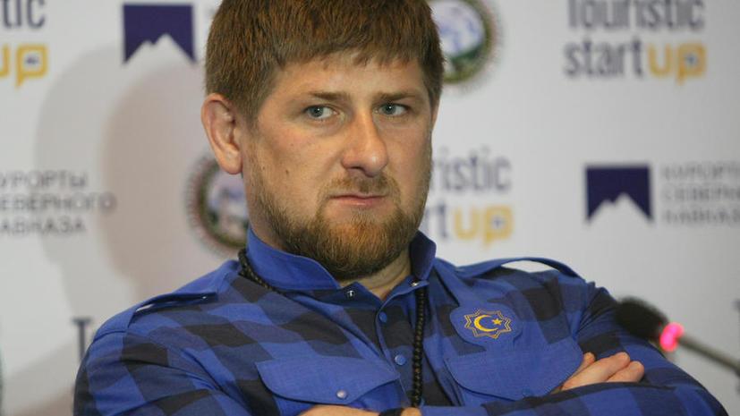Рамзан Кадыров: Никаких чеченских батальонов на Украине нет