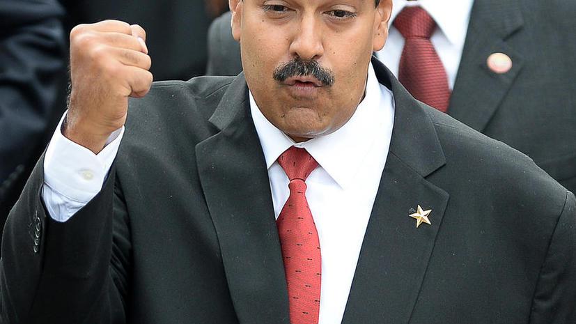 Глава Венесуэлы подозревает экс-президента Колумбии в подготовке покушения на себя