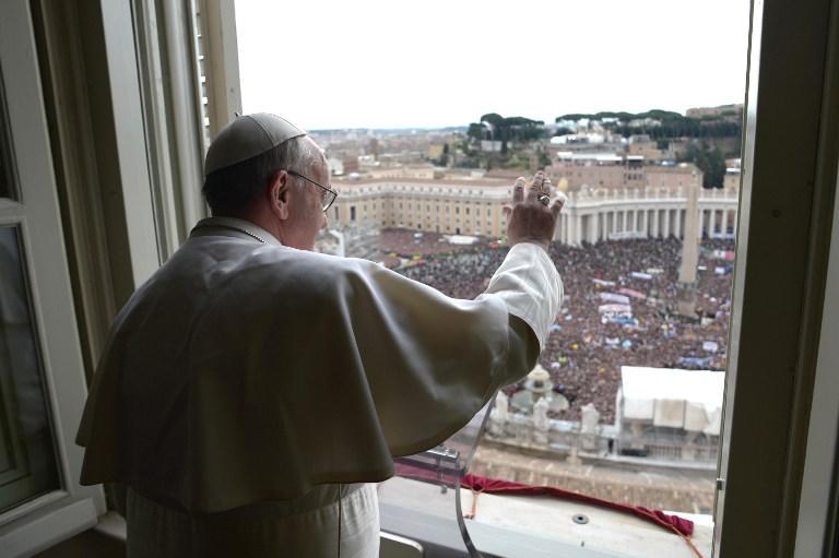 Папу Франциска обвиняют в сотрудничестве с военной хунтой Аргентины
