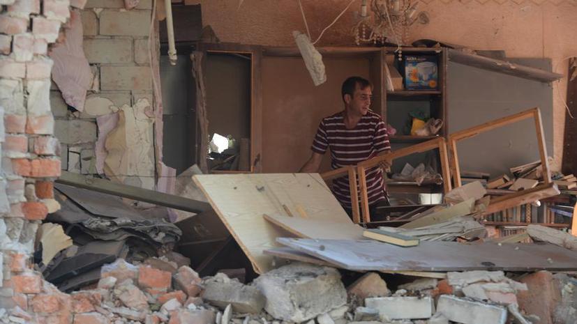Доклад ООН: Более 1000 мирных жителей погибли во время вооружённого конфликта на Украине