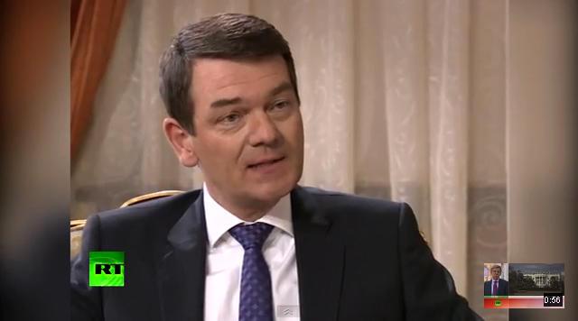 Немецкий журналист похвалил себя за провальное интервью с Путиным