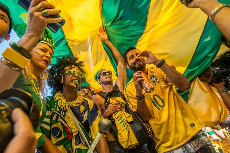 Пользователи из Бразилии массово регистрируются ВКонтакте
