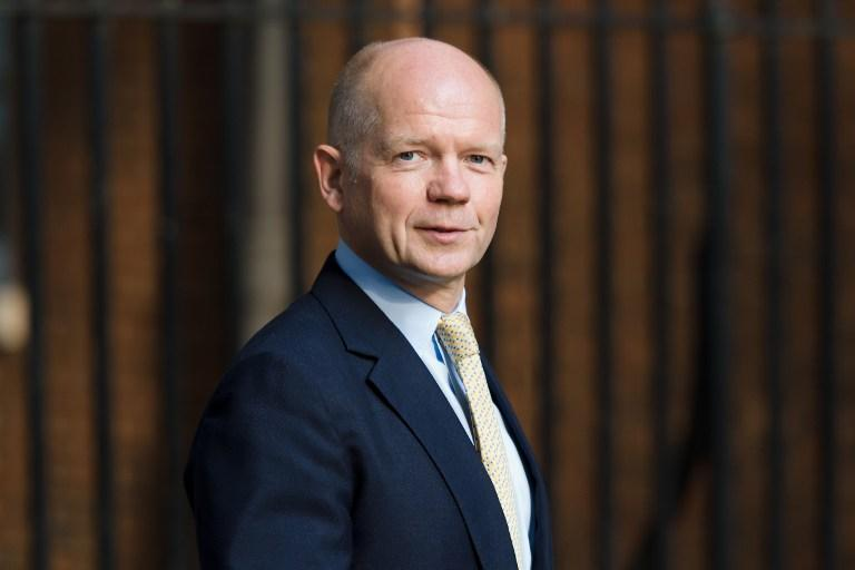 Уильям Хейг: Великобритания окажет США в Сирии только дипломатическую помощь