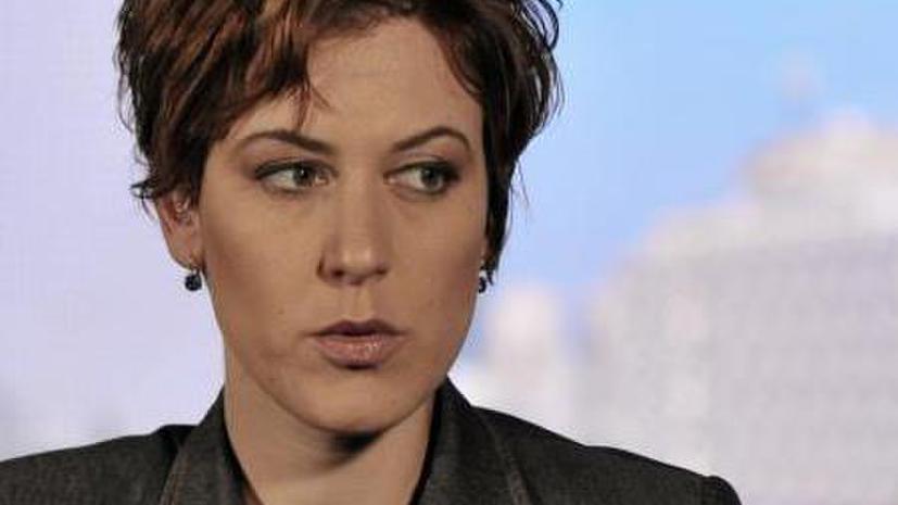 Корреспондент RT Пола Слиер получила награду еврейской общины ЮАР