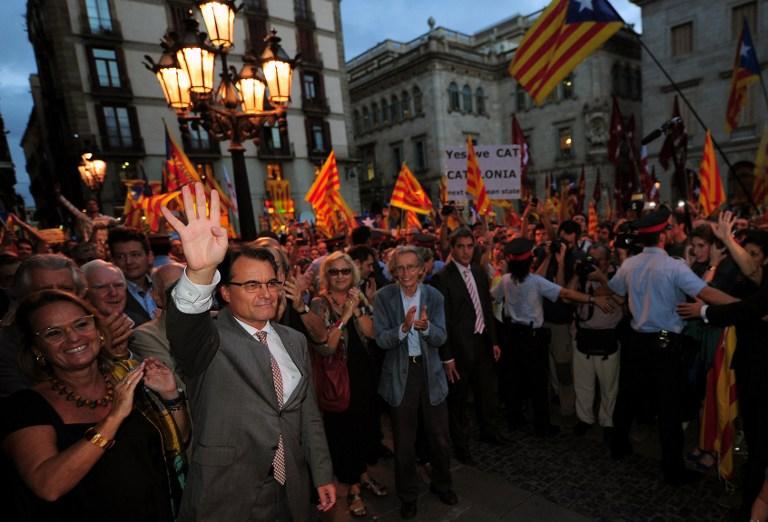 Националисты победили на выборах в Каталонии, но утратили прежние позиции