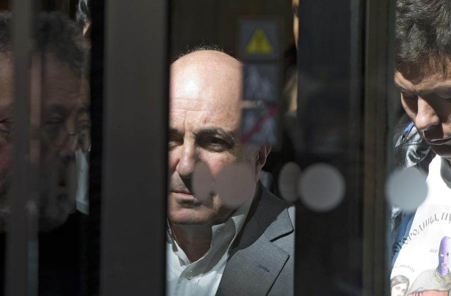 Белградский суд арестовал семь предприятий Бориса Березовского