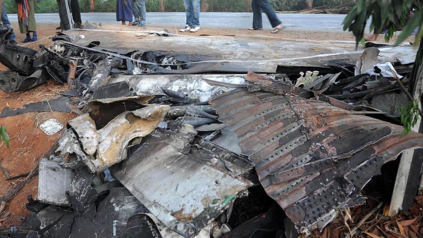 10 человек погибли в результате крушения самолёта на Аляске
