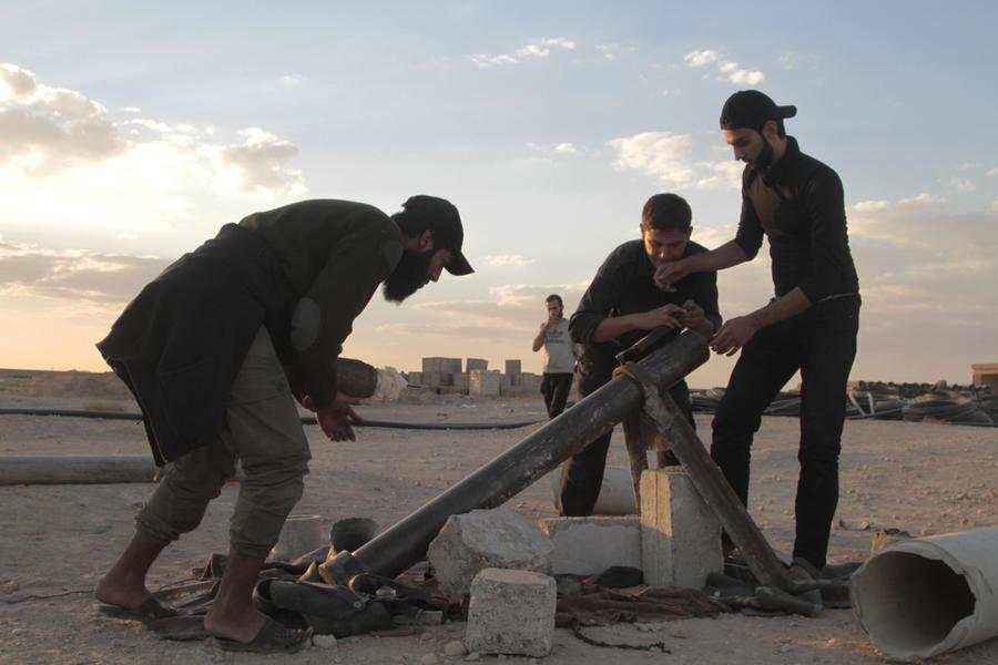 Сирийская оппозиция назвала условия своего участия в «Женеве-2»