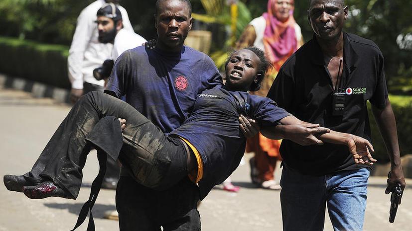 Захват заложников в Найроби опроверг утверждение США о победе над терроризмом